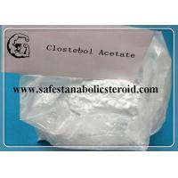 99% Purity Muscle Building Steroids Powder Clostebol Acetate 4-Chlorotestosterone Acetate CAS 855-19-6 Manufactures