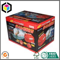 Heavy Duty RSC Offset Print Color CMYK Corrugated Cardboard Packaging Box Manufactures