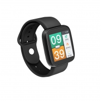 1.3 Inch TFT Color Screen 180mAh ECG Monitor Smart Watch Manufactures