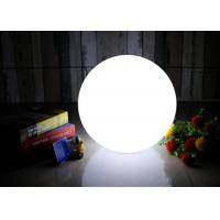 RF Remote Control LED Night Lamp , 3D Led Light Mood Lamp Outdoor Garden Decorative Manufactures
