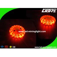 Waterproof Safety Led Road Warning Light for Emergency Traffic Signal Road Construction Manufactures