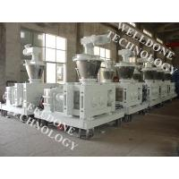 Wall Adhesive Tablet Making Machine , Industrial Roller Compactor Granulator Manufactures