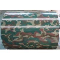 Military Barrier Boards Color Coated Coil , 10MT Max Weight Sheet Metal Coil Manufactures