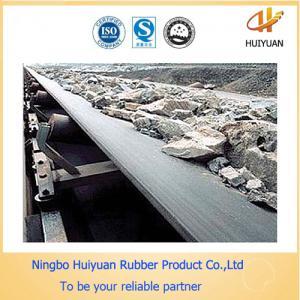High EP Abrasion Resistant Rubber Conveyer Belting (90-120mm3) Manufactures
