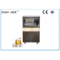 Undercounter Electric Ice Machine , Durable Water Cooled Ice Machine Manufactures