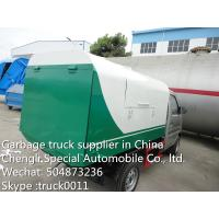 hot sale Chang'an mini sealed garbage carrier,factory sale best price chang'an dump sealed wastes collecting vehicle Manufactures