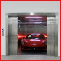 Buy cheap Safety Building Lifts Elevators Automobile Car Elevator 3000~5000kg Load from wholesalers
