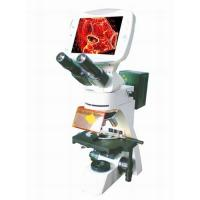 DMS-855 digital LCD fluorescence microscope Manufactures