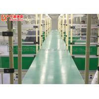 Dual Face Turning Conveyor Belt Line Automated Conveyor Systems For Material Transfer Manufactures