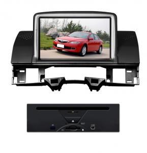 MAZDA 6 In Car GPS Navigation System , GPS Portable Navigator Manufactures