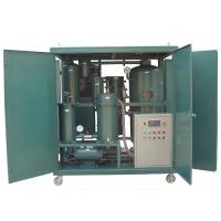 ZJD Protable Hydraulic Oil Purifer with Weather-Proof Canopy Manufactures