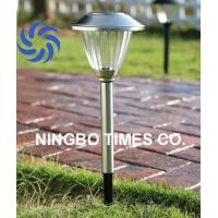 Elegant Solar Powered Landscape Lights / Lamps 4 - 8 Lumens For Decorative Manufactures