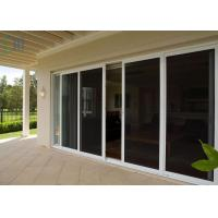 Luxury Aluminium Sliding Doors Thermal Break System For Office Conference Room Manufactures