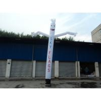 Customized Inflatable Marketing Products , Fireproof 5m Red Air Dancer Manufactures
