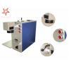 Dot Pin 20W Fiber Laser Marking Machine Easy Operation Laser Marking Equipment Manufactures