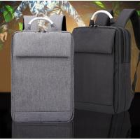 Practical Business Laptop Work Backpack Large Capacity , Waterproof Travel Backpack Manufactures