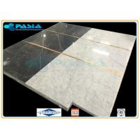 Water Jet Cut Marble Stone Honeycomb Mosaic Tile for Raised Floor Module Manufactures