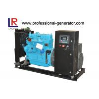 Various Series 30kw Fuel Tank Diesel Power Generator with Weichai Engine CE Manufactures