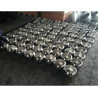 Sch40 / Sch80 / Sch120 Stainless Steel Forged Caps 6 Inch Customized Manufactures