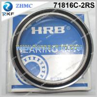China China HRB 71816C-2RS 80x100x10mm Special Precision Spindle Bearing on sale