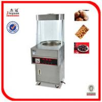 Silver Color Countertop Chestnut Roaster  Commercial Professional Kitchen Equipment Manufactures