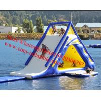 Quality Inflatable big PVC water slide for sale for sale
