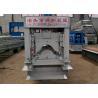 Buy cheap Automatic Ridge Cap Roll Forming Machine , Steel Stud Roll Forming Machine from wholesalers