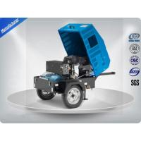 22Kw / 30Hp Portable Electric Air Compressor With Ac Output Power /  Direct Drive Screw Manufactures