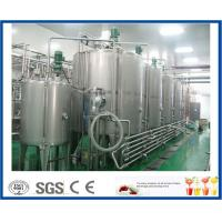 Industrial Beverage Production Line Tea Drink Making Machine Customized Design Manufactures