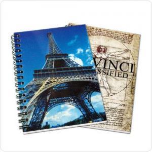 3D Lenticular Notebook Manufactures