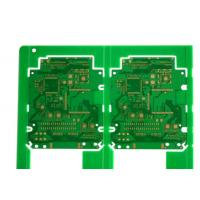 Antenna / Radio Frequency RF PCB HF Double Sided PCB Circuit Board Manufactures