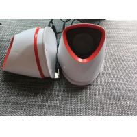 Home USB Powered Computer Speakers Compact 2.0 System White Red Color Manufactures