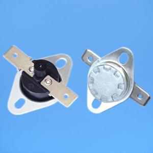 KSD Bimetal adjustable thermostat temp professional thermal protectors temperature sensor switch Manufactures