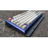 Buy cheap Sandblast CNC Rapid Prototyping Machining Aluminum With Dark Blue Polished from wholesalers