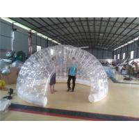 Dome House Inflatable Party Tent CMYK Family / Backyard / School Manufactures