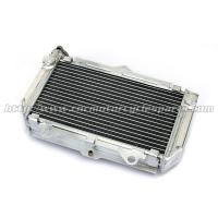Quality Quad Bike Parts ATV Radiators With Gaps For YAMAHA YFZ450 YFZ450R YFZ 450/450R for sale