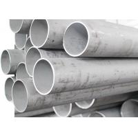 ASTM 310S Large Diameter Stainless Steel Pipe For Weldmesh Screen And Furniture Manufactures