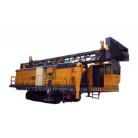 China Crawler Down The Hole Drill Rig 18m Depth 254mm Diameter For Large Scale Quarry on sale
