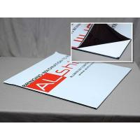 Buy cheap Custom Self Adhesive Stainless Steel Plate PE Protection Film Surface Heat from wholesalers