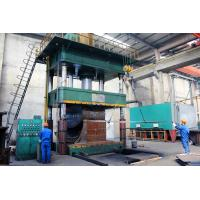 Quality Stainless Steel Elbow Making Machine , Welded Type Deep Drawing Press Machine for sale