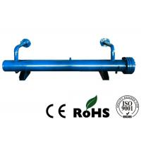 Water Cooling U Tube Shell And Tube Heat Exchanger 18KW~4000 KW Cooling Capacity Manufactures