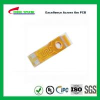 Single Layer PCB Flexible PCB for Motor of Phone Plating Gold 0.5oz Copper Manufactures