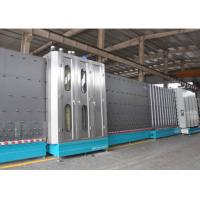 Quality Large Capacity Insulating Glass Line , Double Glazing Glass Machine 48 M / MIN for sale