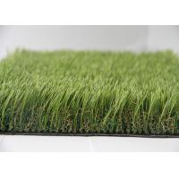 Durable Anti-UV Outdoor Synthetic Turf Residential Synthetic Grass 5 - 7 Year Warranty Manufactures