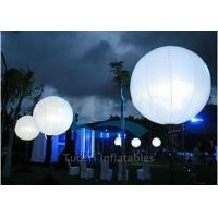 Quality LED Light Tripod Inflatable Balloon Custom Advertising Inflatables Balloon for sale