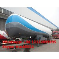 BPW 3 axles air suspension lpg propane tank trailer for sale, hot sale air-suspension 3 axles BPW lpg gas tank trailer Manufactures