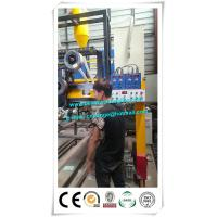 Semi Trailer Industry Automated Welding Machines , H Beam Welding Line Manufactures