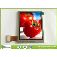 3.5 Inch TFT Transflective LCD Display 240*320 Sunlight Readable Outdoor Application Manufactures