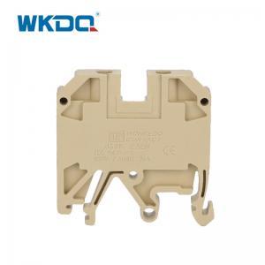 2.5mm2 35mm Wire Screw Connection Terminal Block SAK 2.5 Manufactures
