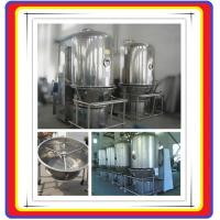 GFG Series Fludised Bed Dryer , Diced Sweet Potato Fluid Bed Equipment Manufactures